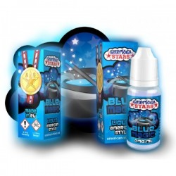 Blue Magic e-liquid...