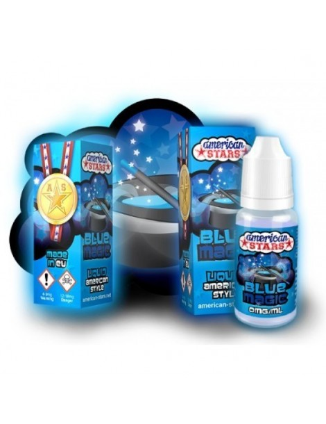 Blue Magic e-liquid American Stars