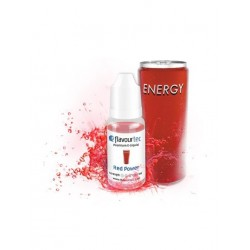 Red Power e-liquid 10ml Flavourtec
