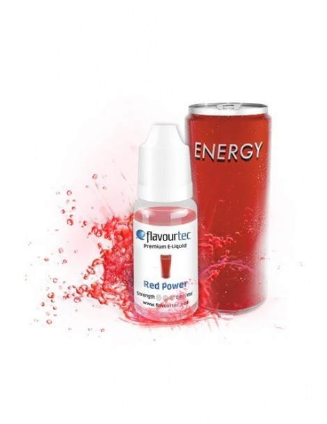 Energizant - Red Power 10ml Flavourtec