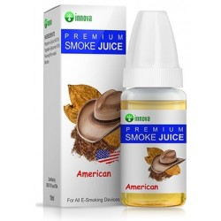 American Blend Smoke Juice 10ml Innova VG+PG liquid