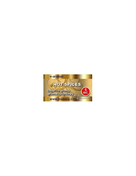 Hot Spices tabac 10ml