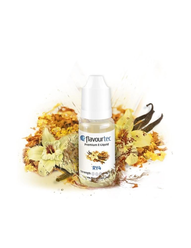 RY 4 Aroma Tabac 10ml Flavourtec