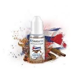 Havana Supreme Tobacco 10ml Flavourtec