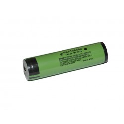 Panasonic Battery 18650B without PCB 3400mAh 3.7V  Li-ion button top