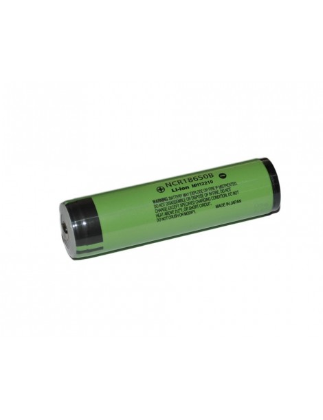 Panasonic Battery 18650B without PCB 3400mAh 3.7V Li-ion button top