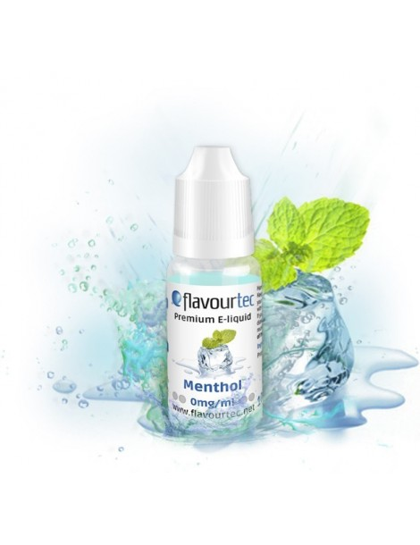 Mint e-liquid 10ml Flavourtec