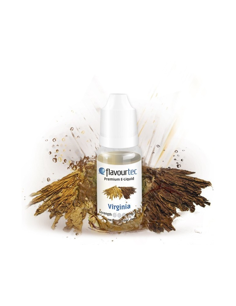 Virginia Aroma Tabac 10ml Flavourtec