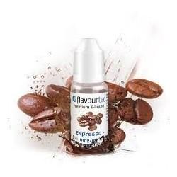 Espresso e-liquid 10ml Flavourtec