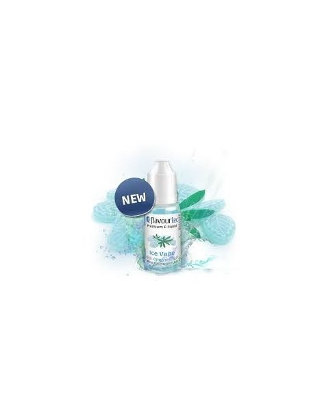 Ice Vape e-liquid 10ml Flavourtec