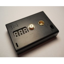 Cartomizer and Atomizer Ohm Meter