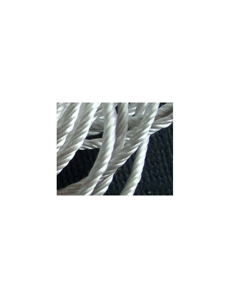 Silica rope 2,5mm - 1m