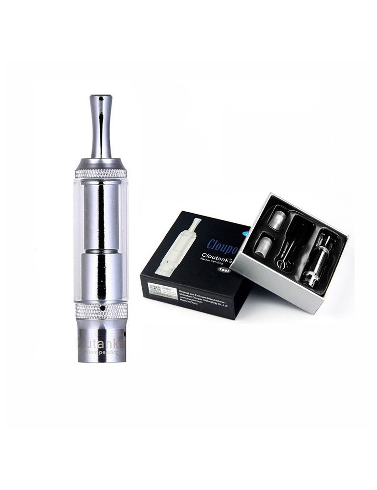 Cloutank M3 dry herb vaporizer set by Cloupor
