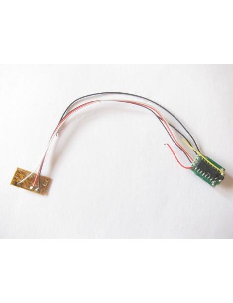 E-Fire Mod Electronic Cigarette Kit, Wooden Style