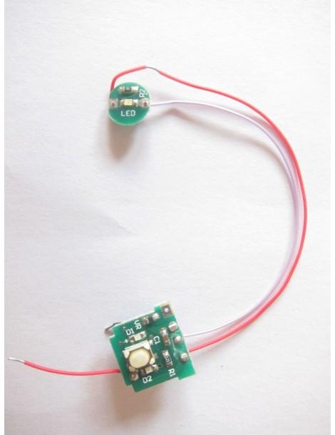 Electronica pentru bateria eGo-T cu led indicator de nivel