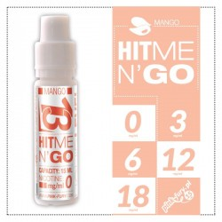Hit Me N`Go Mango 15 ml