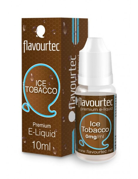 Tabac mentolat 10ml Flavourtec