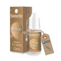 Nougat e-liquid 10ml Flavourtec