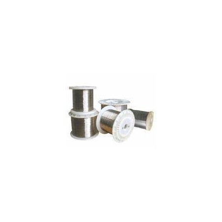 Nicrom Cr20Ni80 / Nichelina sarma speciala rezistente 0,15 mm - 10 metri