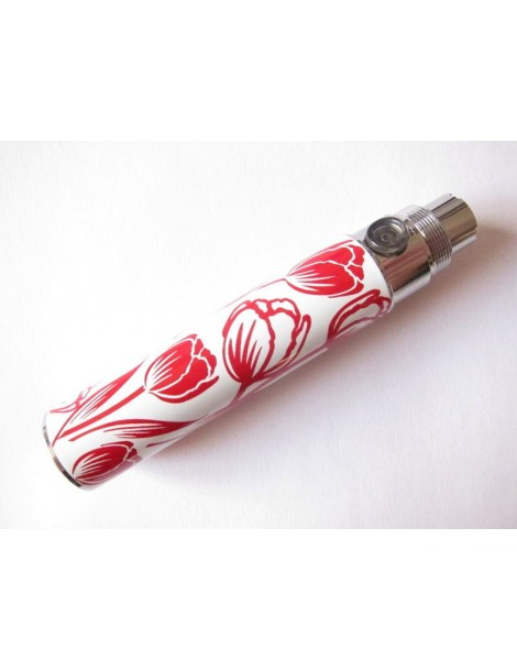 ego-T engraved 650 mAh battery - D15