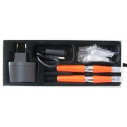Imist 2 | Package of 2 electronic cigarettes 650 mAh Bright Orange