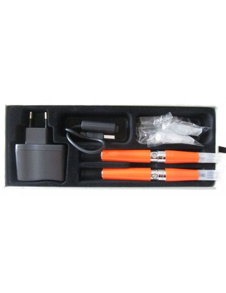 Imist 2 | Package of 2 electronic cigarettes 650 mAh Bright Orange