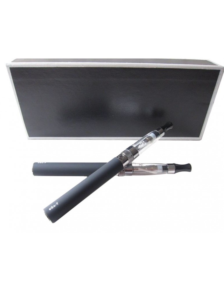 eGo-T CE6 1100 mAh duo kit - bonus 10ml e-lichid