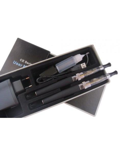 Kit duo Baterie Voltaj Variabil 1100 mAh cu clearomizor CE6 FT (Famous Tech)