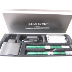 Kit 2 tigari electronice 650 mAh Imist 2 verde marmorat