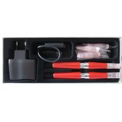 Kit 2 tigari electronice 650 mAh Imist 2 Rosu Ferrari