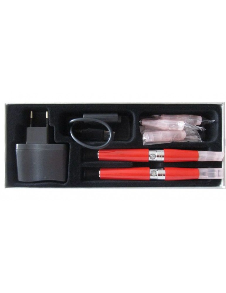 Imist 2 | Package of 2 electronic cigarettes 650 mAh Red Ferrari