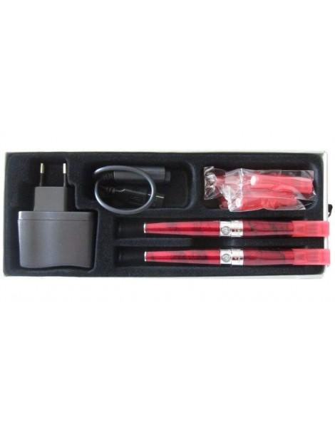 Kit 2 tigari electronice 650 mAh Imist 2 rosu marmorat