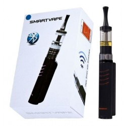 Smart Vape E-Liquid Vaporizer With Bluetooth