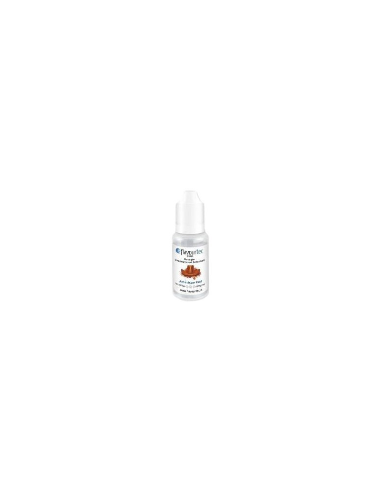 American Red Tobacco 10ml Flavourtec