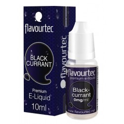 Black Currant e-liquid 10ml Flavourtec