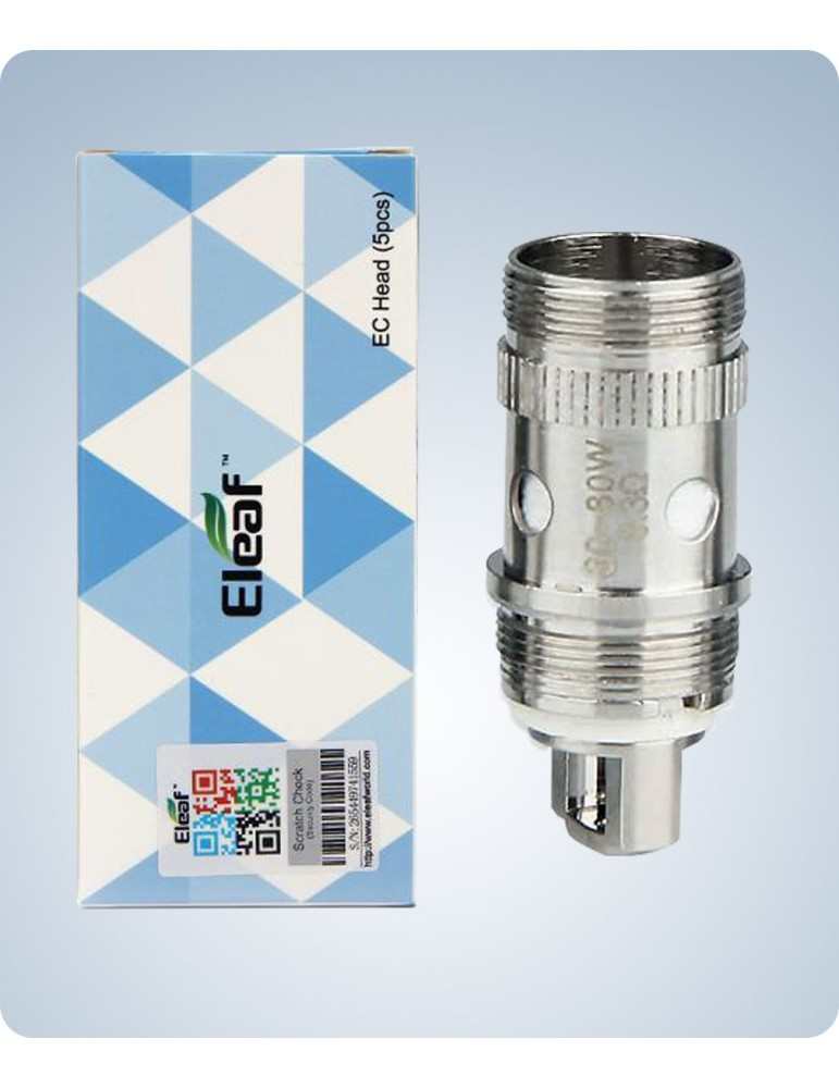Resistance for Melo 2 atomizer 0.3 ohm