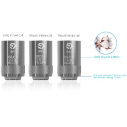 Cubis resistance Joyetech and eGo AIO BF SS316 - 0.6 ohm