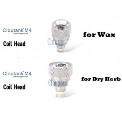 Coil for Cloutank M4 dry herb atomizer by Cloupor