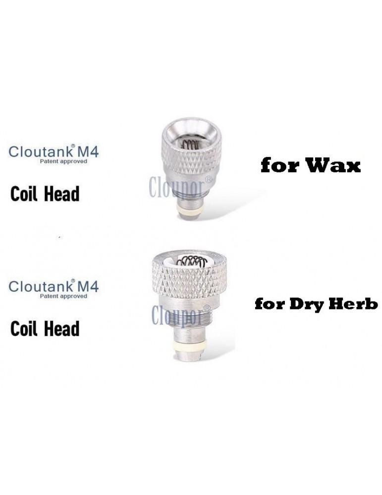 Rezistenta pentru Cloutank M4 tutun uscat