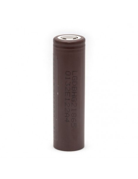 LG 18650 DBHG21865 3000mAh battery 20A High drain flat top