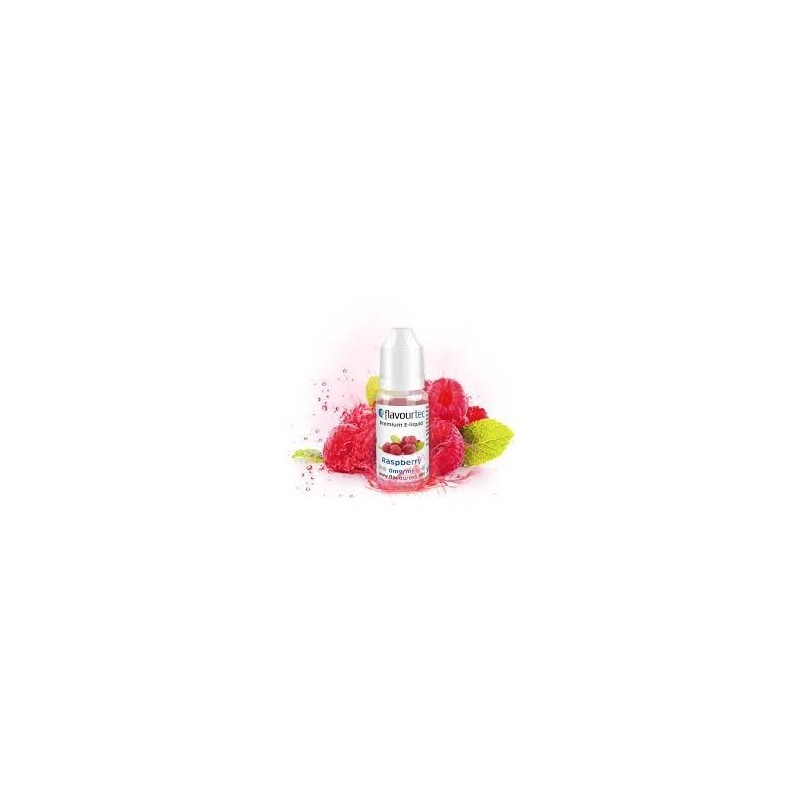 Raspberry e-liquid 10ml Flavourtec