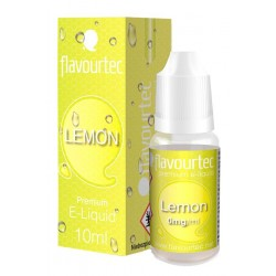 Lemon e-liquid 10ml Flavourtec