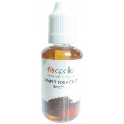 Simply Tobacco 30ml e-Liquid VG+PG