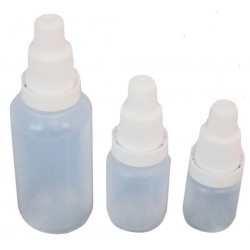 Empty bottle with dropper - 5ml - Inawera