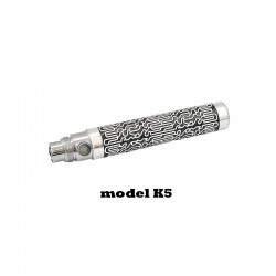 Kit CE4 electronic cigarette with laser engraved 1100mAh battery