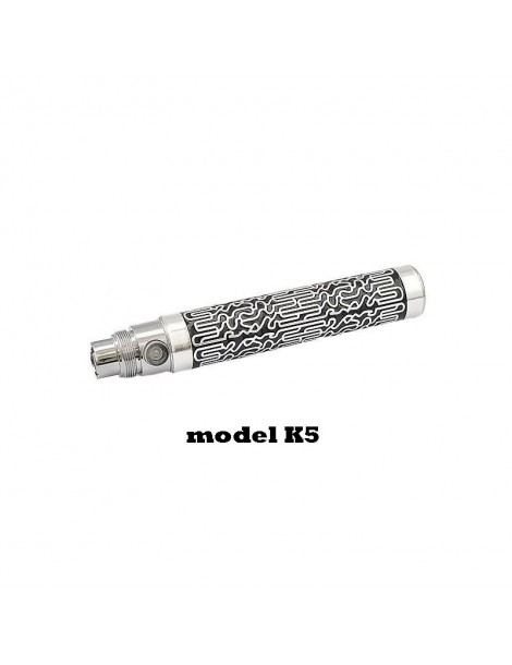 Kit CE4 si baterie gravata laser 1100mAh