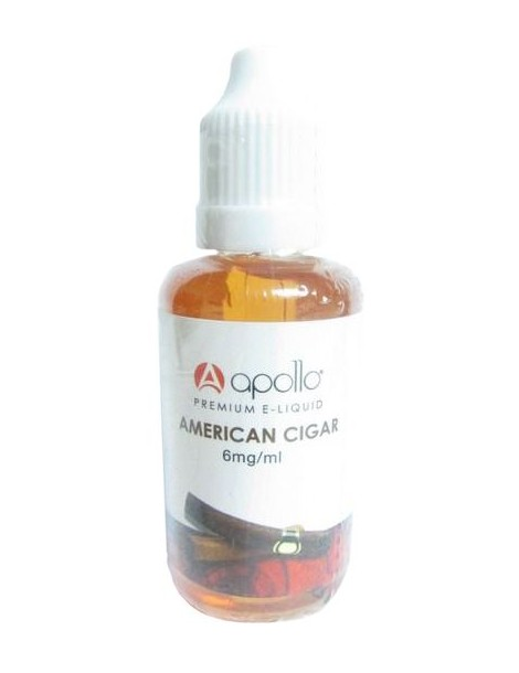 American Cigar 30ml e-Liquid VG+PG