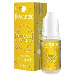 Tobacco Gold 10ml Flavourtec