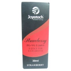 Strawberry 30 ml VG+PG e-liquid premium original Joyetech™