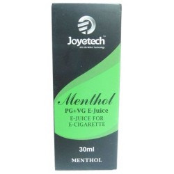 Menthol 30 ml VG+PG liquid premium original Joyetech™